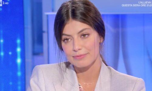 """La """"molisana"""" Alessandra Mastronardi e Ross McCall presto sposi in Italia?"""