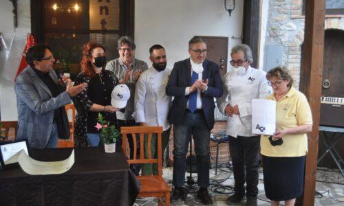 """La trattoria """"Borgo Antico"""" di Civita di Bojano riceve la menzione d'Eccellenza"""