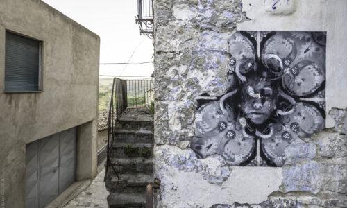 Civitacampomarano: torna il Cvtà street art di Alice Pasquini