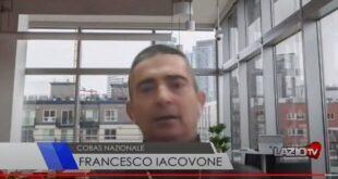Cobas: molto discutibili le scelte del Lazio sulle vaccinazioni