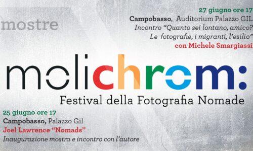 """""""Molichrom"""", il festival della fotografia in Molise"""