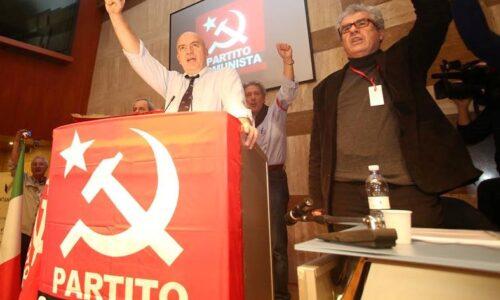 Campobasso, nasce la sezione del Partito comunista di Rizzo