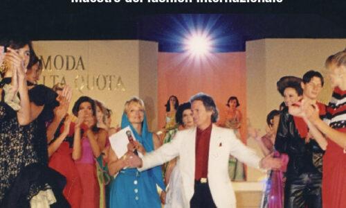 Libro: Sebastiano Di Rienzo, maestro del fashion internazionale