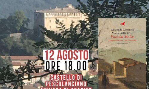 """""""Voci dal Molise"""" di Gioconda Marinelli e Maria Stella Rossi"""