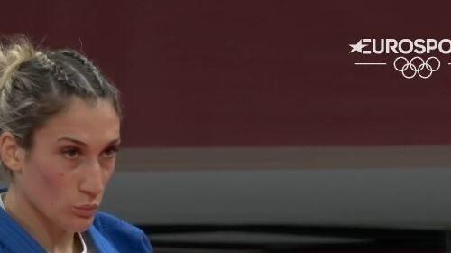 Maria Centracchio, alle Olimpiadi il Molise ha il suo bronzo