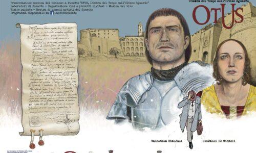 A Civitacampomarano (Cb) presentazione di un fumetto