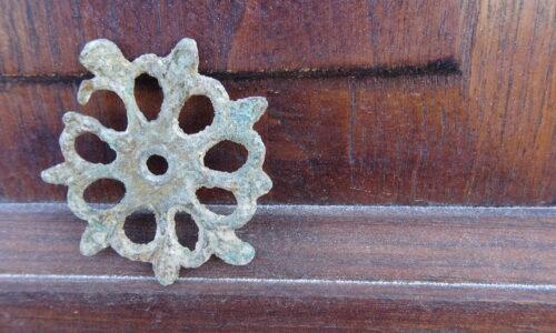 Guardialfiera: rinvenuta aureola del XVII secolo