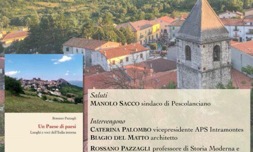 Pescolanciano (Isernia): presentazione libraria e mostra