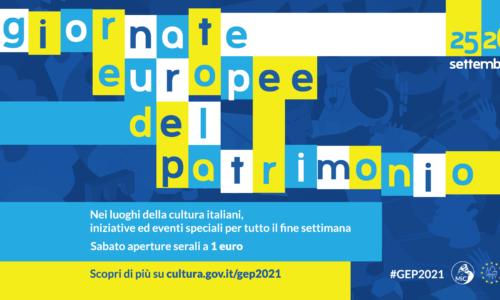 Giornate del Patrimonio: gli eventi a Roma e nel Sannio