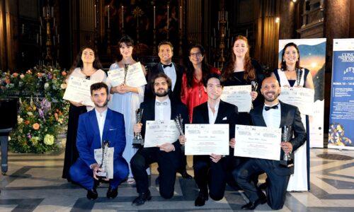 """I vincitori del Concorso internazionale """"Musica Sacra 2021"""""""
