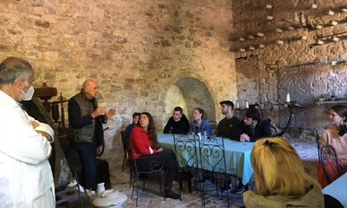 Dal Piemonte in Molise per parlare di enogastronomia